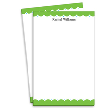 Whitney Kelly Green Notepads