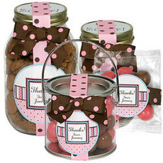 Personalized Trendy Girl Favors or Gifts