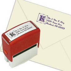 King Self-Inking Stamper