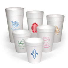 Design Your Own Styrofoam Cups