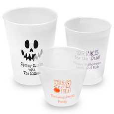 Personalized Frosted Cups for All Occasions