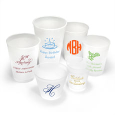 Personalized Shatterproof Reusable Cups for All Occasions