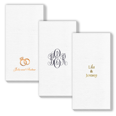 Design Your Own Luxury DeVille Guest Towel