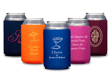 Design Your Own Collapsible Koozies