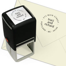 Main Street Self-Inking Stamper