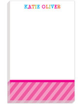 Funky Girls Notepads