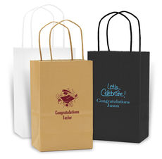 Petite Twisted Handled Gift Bags