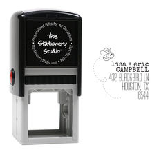 Buzzing Bee Self Inking Stamper