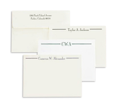 Cameron Correspondence Note Cards