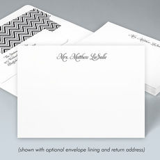 LaSalle Flat Correspondence Note Cards
