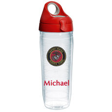 United States Marines Personalized Tervis Water Bottle