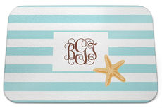 Stripe Starfish Glass Cutting Board
