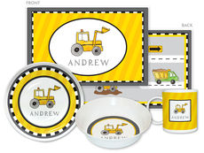 Dig It 4-Piece Dinnerware Set