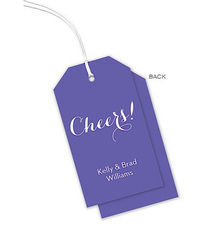 Light Purple Little Hanging Gift Tags