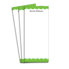 Whitney Kelly Green Skinnie Notepads