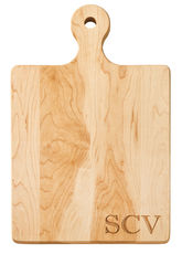 Maple 16 inch Artisan Cutting Board