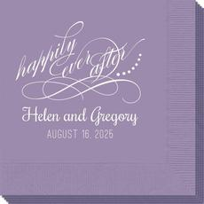 Happily Ever After Napkins