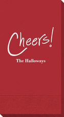 Fun Cheers Guest Towels