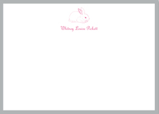 Bunny Flat Note Cards