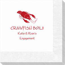 Crawfish Napkins