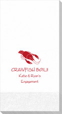 Crawfish Guest Towels