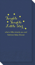 Twinkle Twinkle Little Star Guest Towels