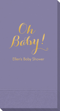 Elegant Oh Baby Guest Towels