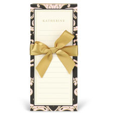 Black and Gold Notepads