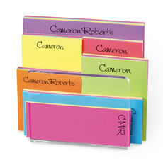 Colorful Rainbow Notepad Set