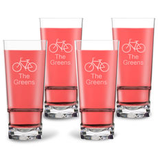 Design Your Own Personalized Tritan Acrylic Highball Set