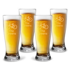 Design Your Own Personalized Tritan Acrylic Pilsner Set