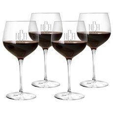 Reflections 17.5 oz. Balloon Wine Glassware Set of 4