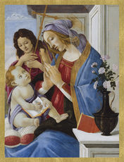 Madonna and Child Holiday Cards