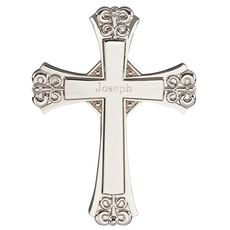 Personalized Decorated Cross