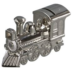 Personalized Polished Train Bank
