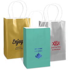 Design Your Own Medium Twisted Handled Bags