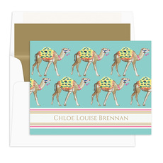 Hump Day Folded Note Cards