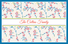 Cherry Blossoms Placemats