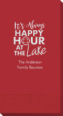 Happy Hour at the Lake Guest Towels