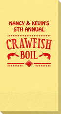 Crawfish Boil Guest Towels