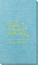 Twinkle Twinkle Little Star Bamboo Luxe Guest Towels