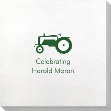 Tractor Bamboo Luxe Napkins