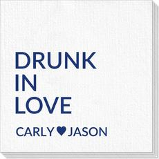 Drunk In Love Deville Napkins