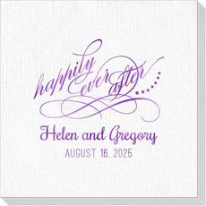 Happily Ever After Deville Napkins