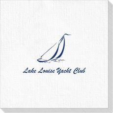 Sailboat Clipper Deville Napkins