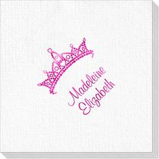 Diamond Crown Deville Napkins