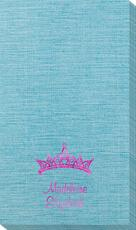 Diamond Crown Bamboo Luxe Guest Towels