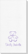 Little Teddy Bear Deville Guest Towels