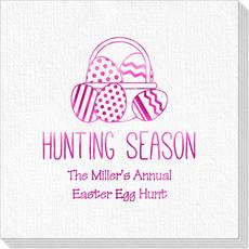 Hunting Season Easter Deville Napkins