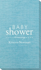 Baby Shower Honoring Bamboo Luxe Guest Towels